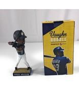 MLB Milwaukee Brewers NIB Greg Vaughn Bobblehead Fan Giveaway 6/26/16 #8... - $12.10
