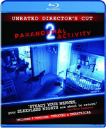 Paranormal Activity 2 (Unrated Director's Cut Blu-ray) - $0.00