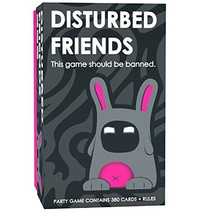 Disturbed Friends - This party game should be banned. - $24.96