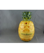 Retro Cheeseburger in Paradise Promo Piece - Pineapple Mug/ Bank -Mint C... - $35.00