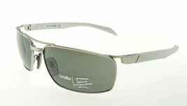 ZERORH+ XAUS Silver White / Grey Sunglasses RH781S-01 Carl Zeiss - $107.31