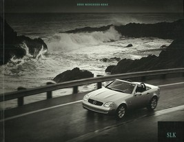 2000 Mercedes-Benz SLK 230 sales brochure catalog Kompressor US 00 - $10.00