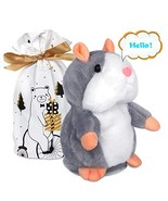 Interactive Toys Moving and Talking Unicorn Talking Hamster Toys Repeats... - $13.99