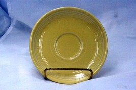 Homer Laughlin 2002 Fiesta Yellow Saucer - $2.51