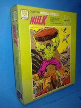 The HULK 1976 JIGZAW Puzzle Marvel Comics Whitman NIB - $19.99