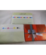 3 HP 5x7 Gift Card Photo Paper Glossy with Envelopes 10 Pack Card Kit - $6.92