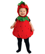 Berry Cute Baby Halloween Costume Size 6-12 Months - $33.00