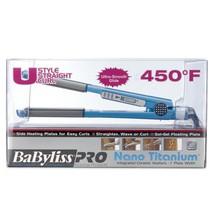 "BaByliss Pro Nano Titanium 1"" U Styler - $274.98"