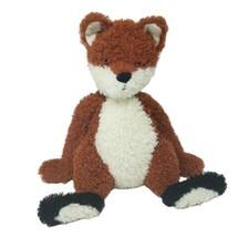 Jellycat Timide Finley Fox Assis Orange Brûlé Animal en Peluche Jouet Adorable - $36.20