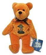 Vintage Holy Bears 1999 Tribute Series Spirit Plush Beanbag Bear Tag - $10.62