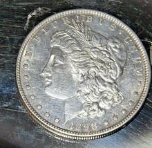 1898 P Morgan Silver Dollar AA19-CND6055 image 1