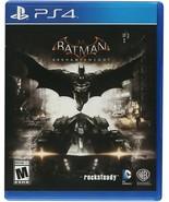 NEW SEALED Batman: Arkham Knight PlayStation 4 PS4 Video Game - $29.69