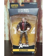 Marvel Legends Series X-Men Wolverine - Brand New /Warlock Build A Figur... - $14.03