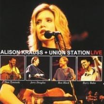 Alison Krauss & Union Station Live Cd image 1