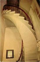Chrome Postcard Nevada H541 Winding Staircase Washoe Club Virginia City ... - $5.00