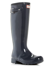 Hunter Women's Original Tall Waterproof Rain Boot 10 M - $98.00