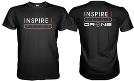 New Inspire 1 Drone Pilot Tshirt Dji Drone S M L Xl 2XL 3XL - $20.30+