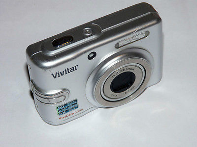 vivitar vivicam 5355 5 0 mp digital camera and 50 similar items rh bonanza com