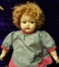 Margaret vintage doll haunted doll - $198.00