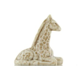 Wade Whimsie Miniature Porcelain Giraffe image 1