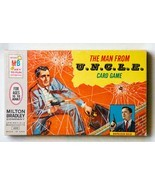 The Man From U.N.C.L.E. Card Game 1965 ~ EXCELLENT! - $39.60