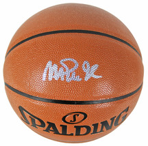 Magic Johnson Autographed Authentic Basketball BECKETT Authenticated - £80.12 GBP