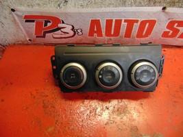 09 10 11 13 12 Mazda 6 six heater temperature climate control switch unit - $24.74