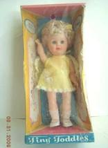 Vintage Uneeda Tiny Toddles Doll Unused Original Box Babydoll Mib Brooklyn - $47.50