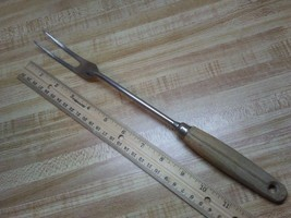 Vintage Ekco Carving fork - $24.65