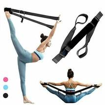 Erweiterungsband für Beinstretcher, für Ballett-Tänzer, weich, (schwarz) - $38.16