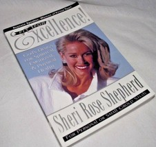 Fit For Excellence Sheri Shepherd Spiritual Emotional Physical Health PB... - $9.89