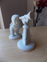"Dept. 56 Snowbabies Retired ""Stargazing"" 5 pc. Set Figurines  - $40.00"