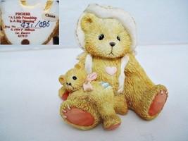 Cherished Teddies Phoebe Figurine - $9.99