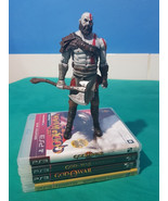 Neca god of war 4 kratos pvc action figure collectible model toys 2 thumbtall