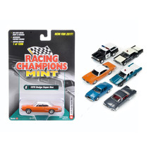 Mint Release 2017 Set B Set of 6 cars 1/64 Diecast Model Cars by Racing ... - $58.63