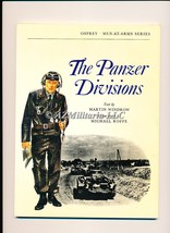The Panzer Divisions Men At Arms Series (24) - $9.75