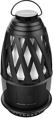 Monster Flame 16.4 Wireless Bluetooth Speaker Lantern Outdoor Water Resistant image 5
