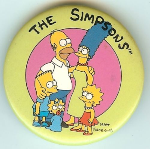 Primary image for The Simpsons Pin
