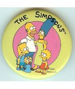 The Simpsons Pin - $1.95