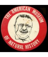 The American Museum Of Natural History Pin - $1.99