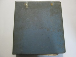 1972 Ford Technical Bulletins Fabbrica Oem Manuale Set Book Binder Editi... - $198.70