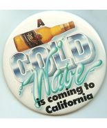 Miller's A Cold Wave Is Coming Pin - $1.99