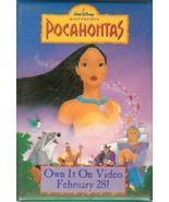 Walt Disneys Pocahontas Movie Pin - $1.99