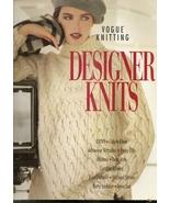 Vogue Knitting on the Go!: Vogue Designer Knits (1999, Hardcover) - $6.99