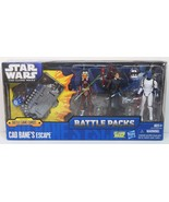 Star Wars Clone Wars Cad Bane's Escape Battle Pack Ahsoka, Anakin - $17.99