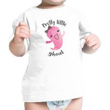 Pretty Little Ghoul Baby White Shirt - $13.99