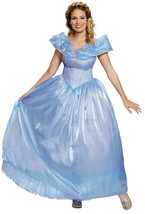 Adult Size 4-6 Women's Cinderella Ultra Prestige Costume by Disguise™ - $122.55