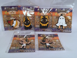 Konatsu Egyptian Exhibition - Complete Set of Rubber Keychains image 1