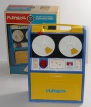 Playskool 1972 Play 'N Learn Computer #420 COMPLETE W/BOX - $54.44
