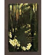 Vintage Raphael Tuck Postcard Easter Greetings Happy Easter - $5.99
